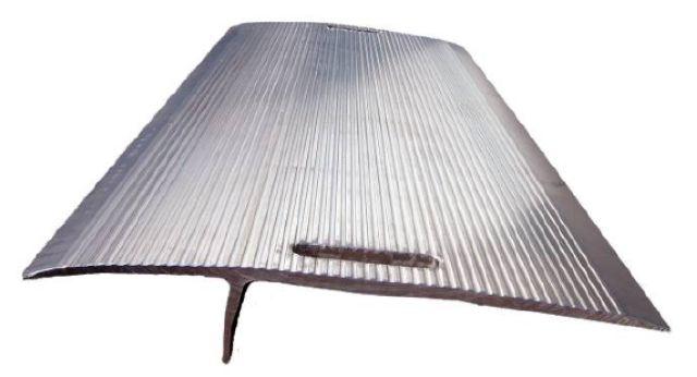 plaque de liaison aluminium quai camion 4t aludock. Black Bedroom Furniture Sets. Home Design Ideas